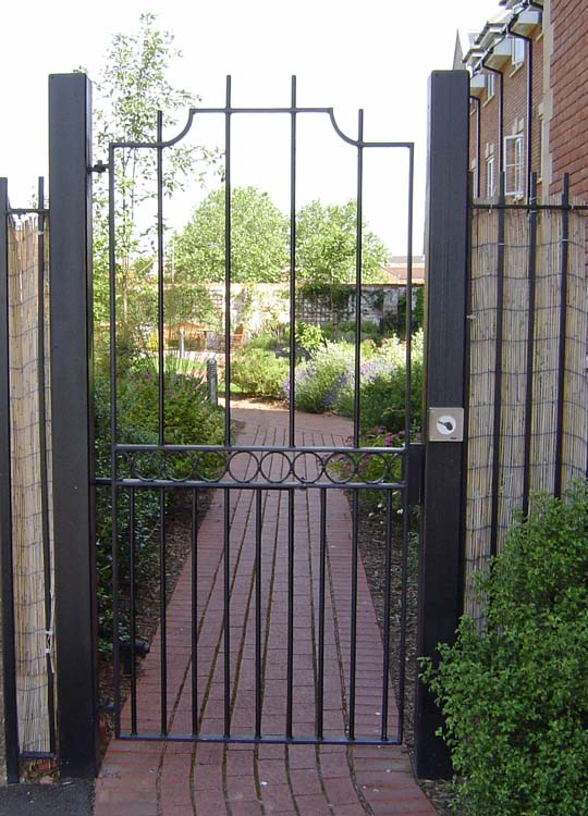 pedestrian-entrance-gate
