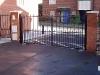 powered-gate