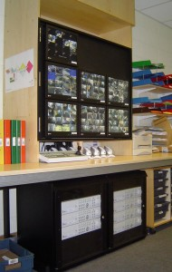CCTV Control Room Console